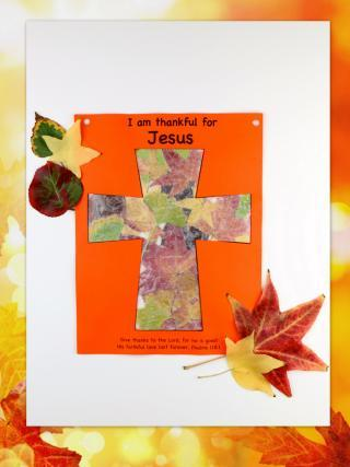 Christian Thanksgiving Craft-2